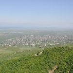 Сигнахи город в Кахетии Грузия