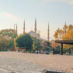 Султанахмет исторический центр Стамбула